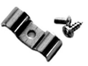 "Line Clamps - 7/8"" X 7/8"" Double Combination Line Clamp Set Of 4 W/Hardware. Stainless Steel Photo Main"