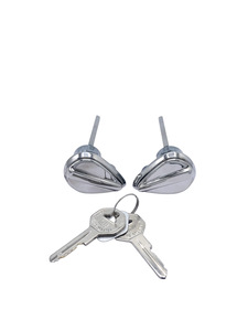 Door Lock Assemblies With Keys, Exterior Pair Photo Main