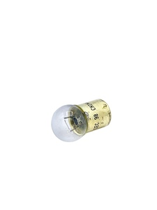 Bulb -Taillight & License Light Or Clock Or Park Light Bulb #98 12v Single Contact (Straight Pins) Photo Main
