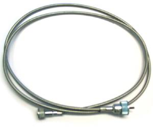 Speedometer Cable With Metal Housing Assembly Photo Main