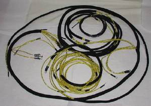 Wiring Harness, Main - Original Cloth Covered (GMC) Special Order Photo Main