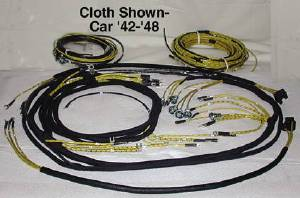 Wiring Harness With Tail Light Harness, For Sedan Delivery Photo Main