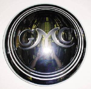 Hub Cap, GMC - 1937-46 1/2 Ton & 1937-41 3/4 Ton Photo Main