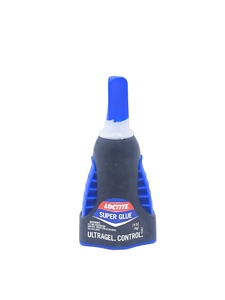 Adhesive - Ultra Gel Control Super Glue - For Rubber To Metal & Rubber To Rubber Bonding Photo Main
