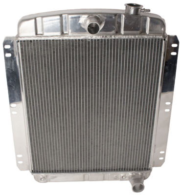Radiator (Aluminium) V8, Large Dual Core With Trans Cooler (Except GMC) Photo Main