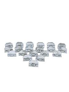 Running Board Moulding Clips - (Set Of 20) Photo Main