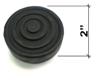 Starter Pedal Pad - Rubber Button For Foot Starter Photo Main