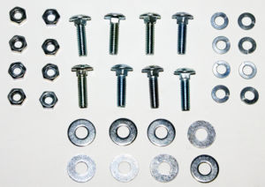 Running Boards-Bolt, Nut, Washers Fasteners  Photo Main