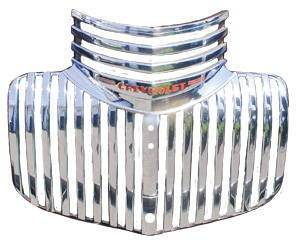 Grille - Upper & Lower, Chrome Photo Main
