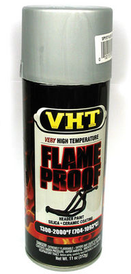 Paint -Very High Temperature, Flat Aluminum Photo Main