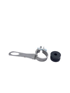 Tailpipe Hanger With Grommet. Fits 41-42 & 48 Photo Main