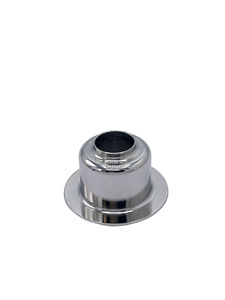 Hood Latch Cup, Polished Stainless Photo Main