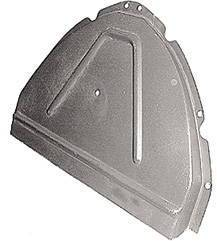Panel Filler -Upper Grille Baffle (Fiberglass). 1/2 & 3/4 Ton Photo Main