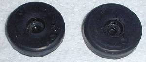 Convertible Top Pads (Rubber) For Top Rests In Well Photo Main
