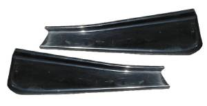 "Running Boards - Fiberglass, Smooth. 2-1/2"" Wider Over Stock (1/2 Ton) Photo Main"