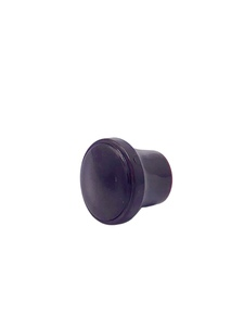 Cowl Vent Knob -Side Or Top , Maroon Photo Main