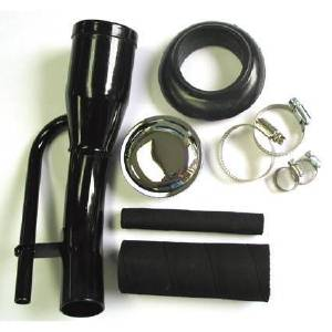 Gas Filler Neck Kit With Hoses, Clamps, Neck, Cap And Grommet Photo Main
