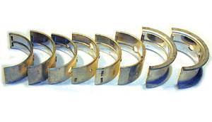 Main Bearings, Choose .030, .040, .050 Or .060 (Except 53 Powerglide) Photo Main