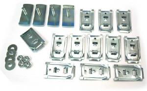 Rocker Moulding Clips & Bolts Photo Main