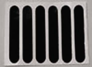 Grill Bar Striping - (Vinyl) For Vertical Grille Bars Photo Main