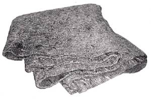 Body Sound Deadener, Jute Insulation Pad -Floor Mat (3' X 6') Photo Main