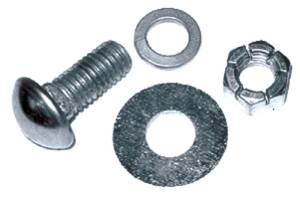 Bumper Bolt With Marsden Nut, Washers (Like Original) Photo Main
