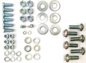 Rear Bumper Assembly Kit. Bolts, Nuts, Washers & Screws Photo Main
