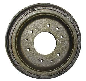 Brake Drum Front Or Rear 1/2ton Photo Main
