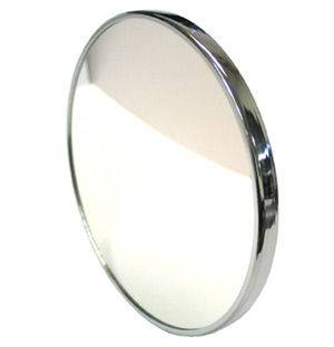 "Rear View Mirror Head -Exterior, 5"" Dia. (Chrome) Photo Main"