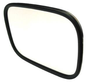 Rear View Mirror Head -Exterior Rectangular, Stainless Photo Main