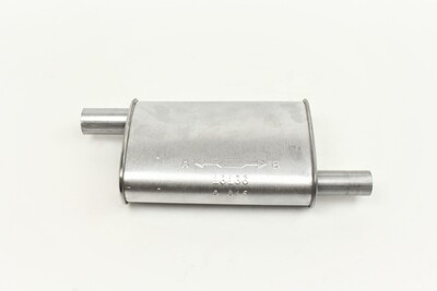 Exhaust Muffler -Convertible With Manual Transmission Photo Main