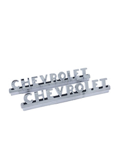 "Emblem, Side Of Hood ""Chevrolet"" Photo Main"