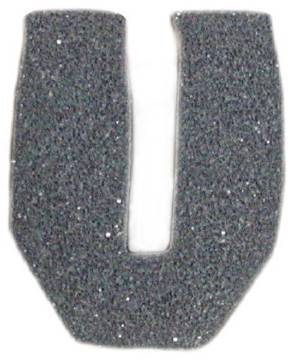 Inner Fender Seal, U-Channel Sponge Photo Main