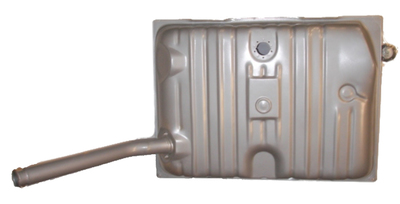 Gas Tank -Stainless Steel, 16 Gallon. Original Style (Except Wagon & Sedan Delivery) Photo Main