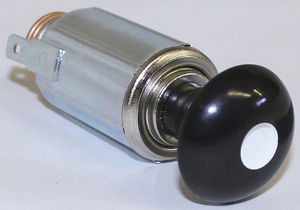 Cigarette Lighter With Socket & Knob (12v) Photo Main