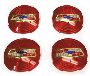 Medallion Wheel Cover (Plastic) 4 Pieces Photo Main