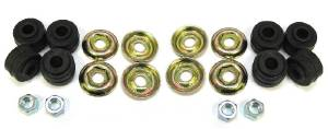 Sway Bar-Bushings  Link, Rubber With Washers & Nuts (8 Sets) Photo Main