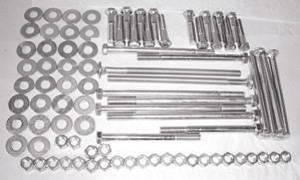 Body Bolt Kit - Body To Frame, Cabriolet Photo Main