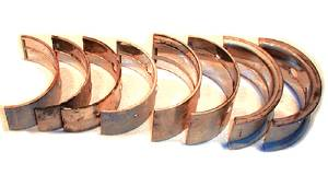 Main Bearings 1940-47 - Choose Std, .010, .020, .030, .040 Or .060 Photo Main