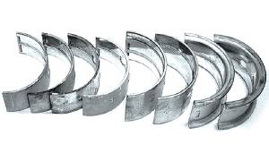 Main Bearings 1937-39 - Choose .002, .010, .020, .030, .040, .060 Or .075 Under Photo Main