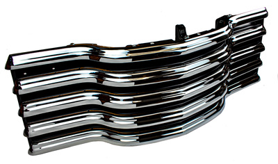 Grille -Chrome, Assembled Photo Main