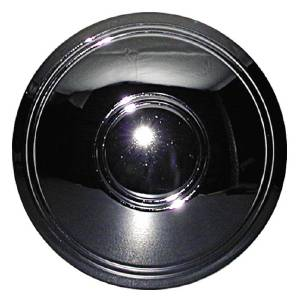 Hub Cap, Police Style Plain For Rally Wheel Photo Main