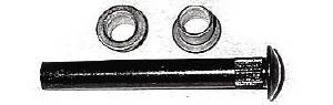 "Door Hinge Pin With Bushings, 11/32"" X 2-3/4"" (35-39 Pass All & 30-54 Sedan Delivery Back Door) Photo Main"