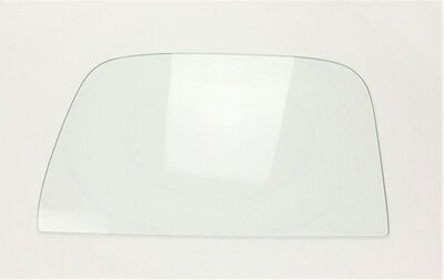 Front Door Glass, 4-Door & Sedan Delivery - Clear Photo Main