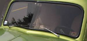 Windshield Rubber (No Center Division Bar) Photo Main