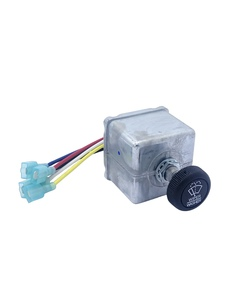 Windshield Wiper Delay Switch -For Wiper Motor (For NPE Wiper) Photo Main