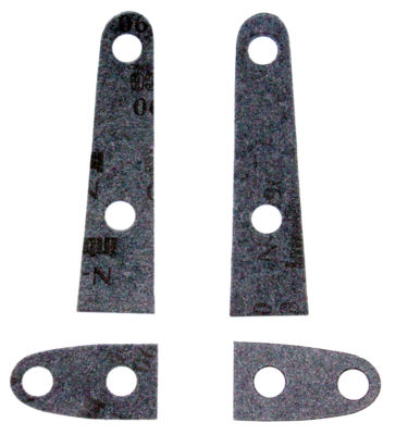 Trunk Hinge Gaskets Photo Main