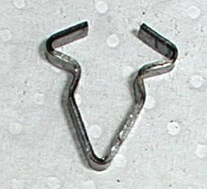 Weatherstrip, Door Bottom Clips Photo Main