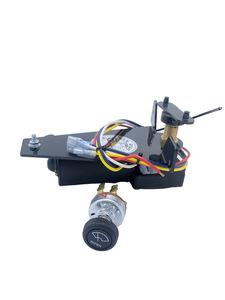 Windshield Wiper Motor -12v 2 Speed With Park Photo Main