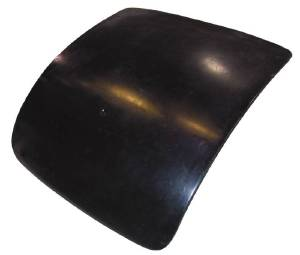 Trunk Lid. Fiberglass, Coupe Photo Main